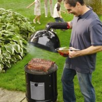Setting up your Weber Smokey Mountain