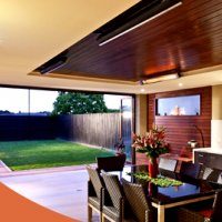Infratech Outdoor Electric Heaters
