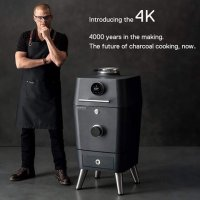 Heston 4K by Everdure HERE NOW
