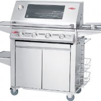 Signature Plus Cabinet Trolley 4 Burner - 19750
