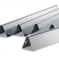 Stainless Steel Flavorizer® Bars: Genesis® 300 series(side-mounted controls) Dimensions: 24.5