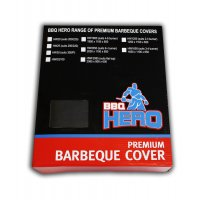 BBQ Hero Premium Cover (Suits Weber Genesis 400 series)