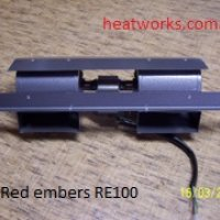 Red Embers RE100 Replacement Fan