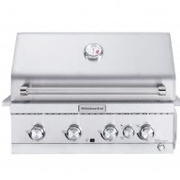 KitchenAid 4 Burner Built In BBQ