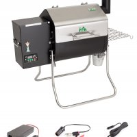 Davy Crockett WiFi Grill Portable